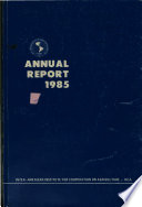 Annual Report 1985