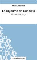 Le royaume de Kensuké de Michael Morpurgo (Fiche de lecture)