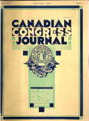 The Trades and Labor Congress Journal