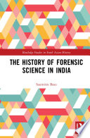 The History Of Forensic Science In India
