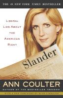Slander Book