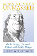 Benjamin Franklin Unmasked Book