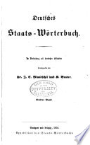 Deutsches Staats W Rterbuch Bd Deutscher Bund Friedrich Der Grosse