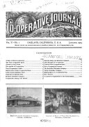 Pdf The Co-operative Journal