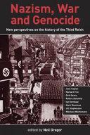 Nazism  War and Genocide Book