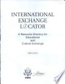 International Exchange Locator
