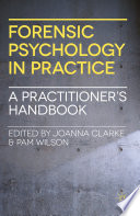 Forensic Psychology in Practice Book