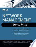 Network Management Know It All Book