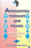 Afrocentric Thought and Praxis Book PDF