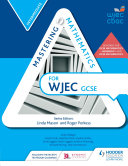 Mastering Mathematics for WJEC GCSE Intermediate