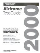 Fast-Track Test Guides for Aviation Maintenance ebook
