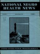 National Negro Health News