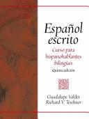 Español Escrito