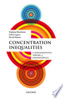 Concentration Inequalities Book