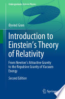 Introduction to Einstein   s Theory of Relativity
