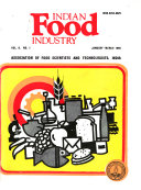 Indian Food Industry Book