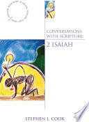 Conversations with Scripture  2 Isaiah