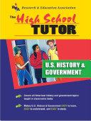 Pdf U.S. History and Government Tutor (REA) - High School Tutors Telecharger