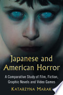 Japanese and American Horror Book