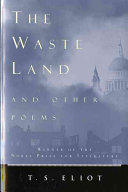 The Waste Land, and Other Poems