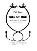 Tale of Bali