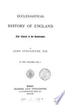 Ecclesiastical History of England