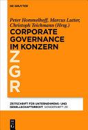 Corporate Governance im grenzüberschreitenden Konzern