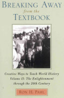 Breaking Away from the Textbook: The enlightenment through the 20th century ebook