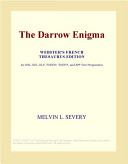 Read Online The Darrow Enigma (Webster's French Thesaurus Edition) For Free