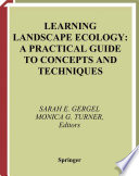 Learning Landscape Ecology