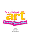Early Childhood Art   Painting and Printmaking