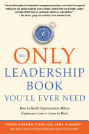 Pdf The Only Leadership Book You'll Ever Need Telecharger