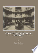 On Autobiographical Memory