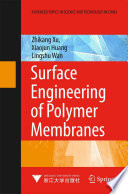 Surface Engineering of Polymer Membranes Book