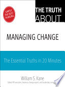 The Truth About Thriving in Change Book