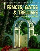 Fences  Gates   Trellises Book