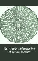 Annals   Magazine of Natural History