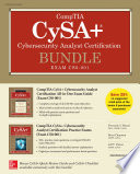 CompTIA CySA+ Cybersecurity Analyst Certification Bundle (Exam CS0-001)