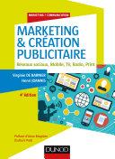 Pdf Marketing & création publicitaire - 4e éd. Telecharger