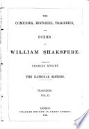 The Comedies Histories Tragedies And Poems Of William Shakspere