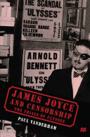 James Joyce and Censorship Pdf/ePub eBook