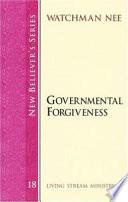 Governmental Forgiveness