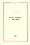 La cittadinanza vaticana