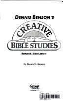 Dennis Benson s Creative Bible Studies  Romans