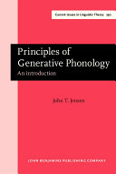 Principles of Generative Phonology