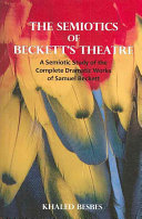 The Semiotics of Beckett s Theatre