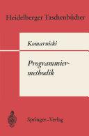 Programmiermethodik