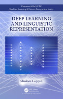 Deep Learning and Linguistic Representation