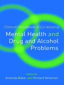 Clinical Handbook of Co-existing Mental Health and Drug and Alcohol Problems Pdf/ePub eBook