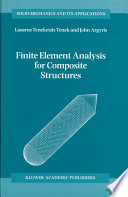 Finite Element Analysis for Composite Structures